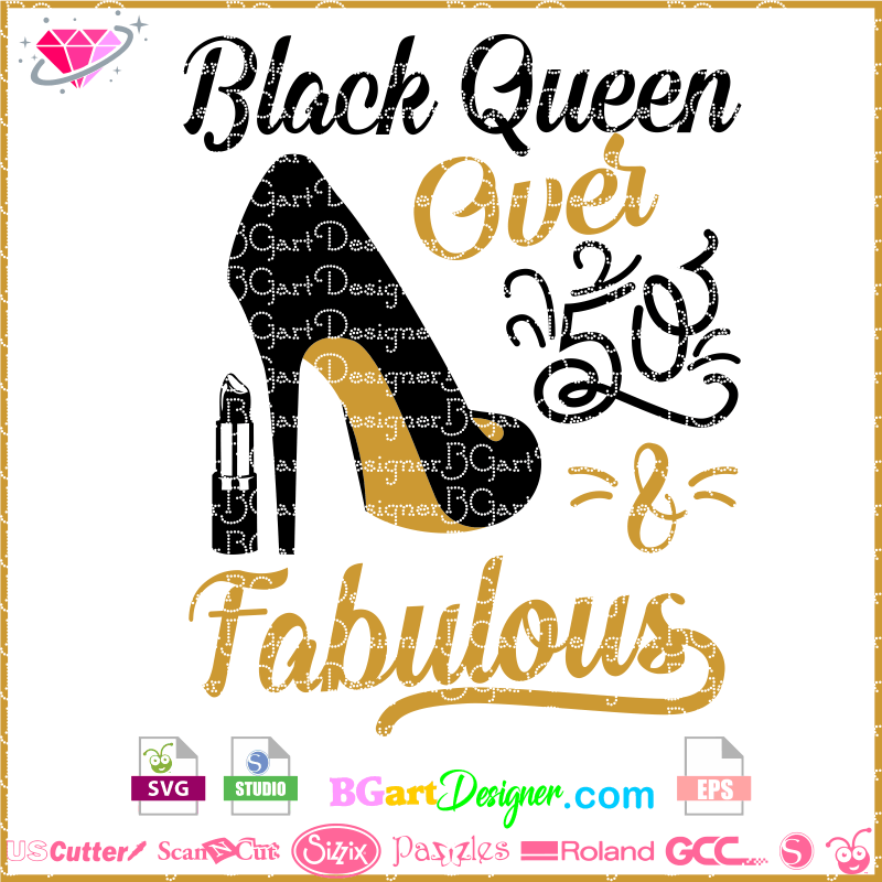 Quirky Fabulous Over 50: LllᐅBlack Queen Over 50 And Fabulous