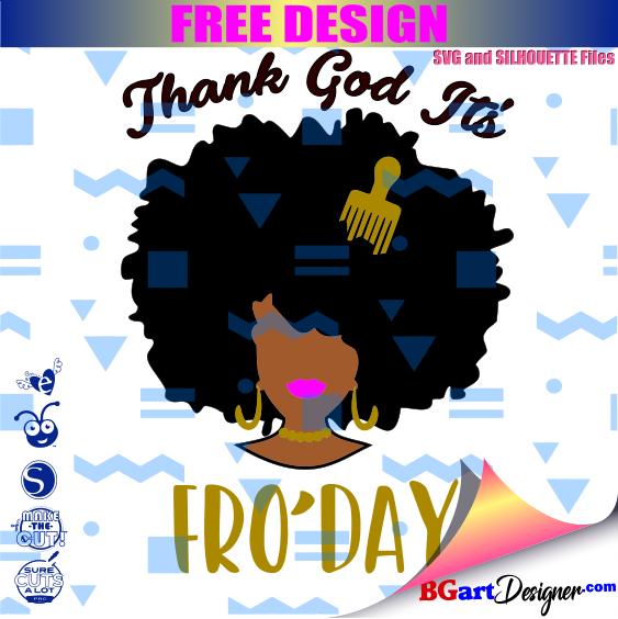 Afro Woman Free Svg Bgartdesigner Free Designs For