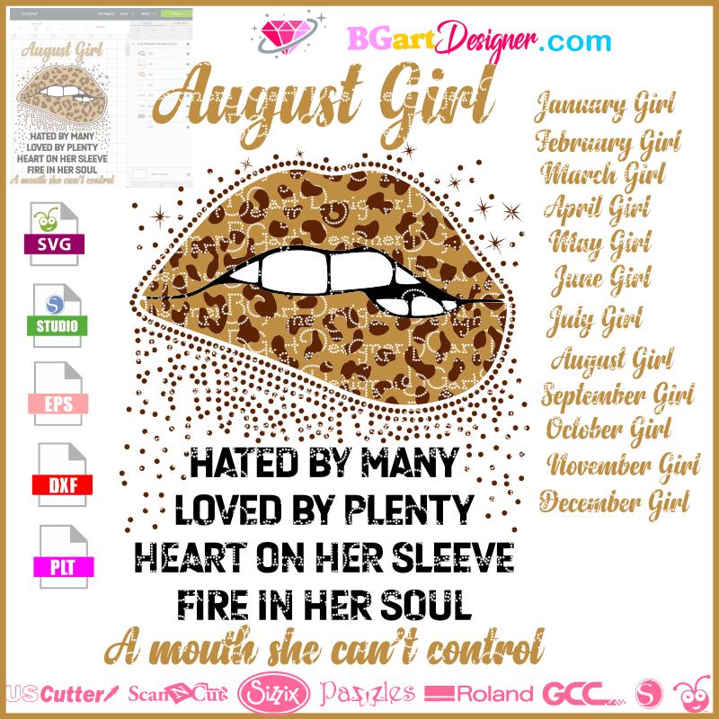 Lllᐅgirl Leopard Lips Svg Dripping Biting Svg Cricut Silhouette Dxf